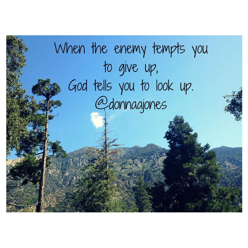 When the enemy