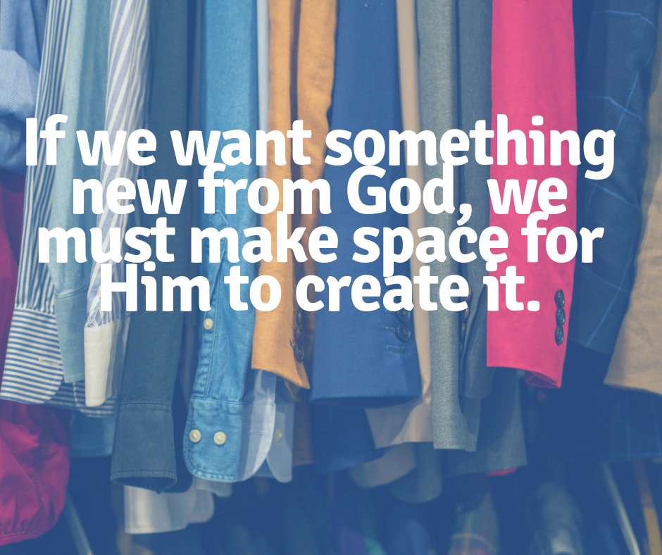 Could God to Give You Something New this Year? | Donna Jones